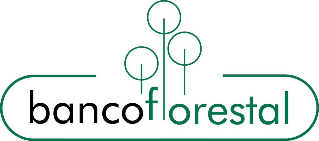 Logo Banco Florestal - colorida